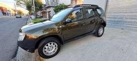 VENDO/ PERMUTO/ FINANCIO - Renault Duster Expression Nafta 1.6- año 2012