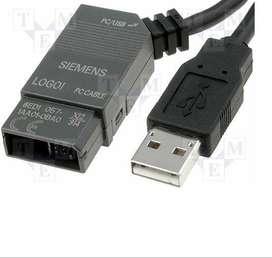Cable Logo Siemens Pc-usb