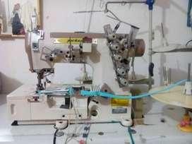 Maquinas para taller de confecciones