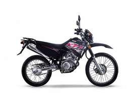 Yamaha XTZ 125 0km c/Cuotas fijas 100% Financiado con DNI!