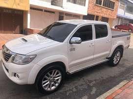 Toyota Hilux 2014 Blindada AT