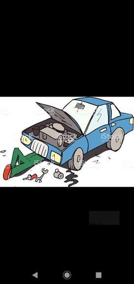 Servicio de Mecánica.