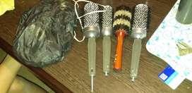 Cepillos de peluqueria