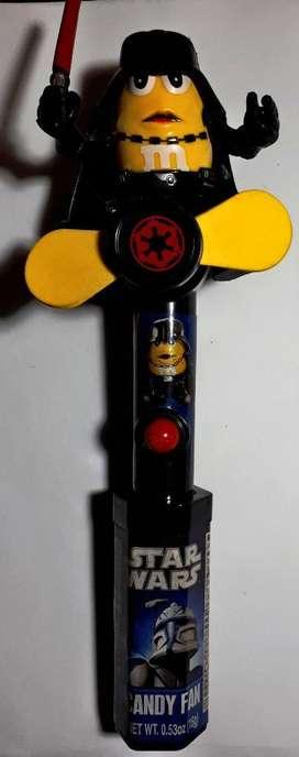 Ventilador Mym Star Wars Amarillo