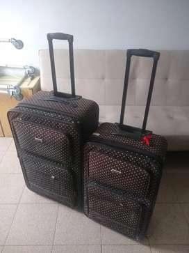 Vendo  maletas