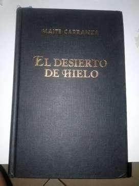 Libro: El Desierto de Hielo