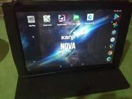 Canji Nova como nueva con funda y proctetor de pantalla