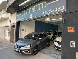 Toyota Etios 1.5 Platinum 2020