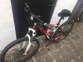 Bicicleta Trek Montañera