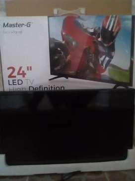 Vendo monitor tv Led 24 pulgadas