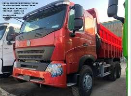 CAMION VOLQUETES SINOTRUK HOWO A7  420 HP