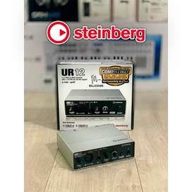 STEINBERG UR12 - INTERFAZ DE AUDIO