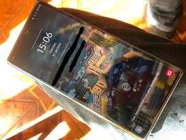 Samsung Galaxy Note 10 Plus 256GB + 12 de Ram Aura Glow
