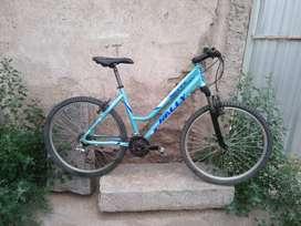 Vendo bici MTB dama aluminio