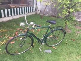 Bicicleta Antigua de Paseo Rodado 28 Hombre