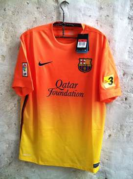 Camiseta Fútbol Del BARCELONA FC Original Con Holograma I Etiquetas