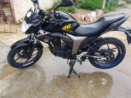 Vendo moto suzuki Gixxer de oportunidad
