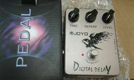 Pedal Digital Delay Marca Joyo