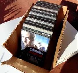 15 dvds originales