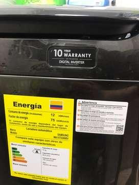 lavadora samsung 15 kl