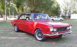 Vendo o Permuto Coupe Torino TS mod. 71 (Nafta-GNC)