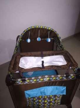 Cuna-Corral de bebé marca Bebesit