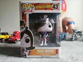 Funko Pop! Borderlands: Mad Moxxi (N 43)