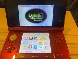Nintendo 3ds+7 juegos!!!