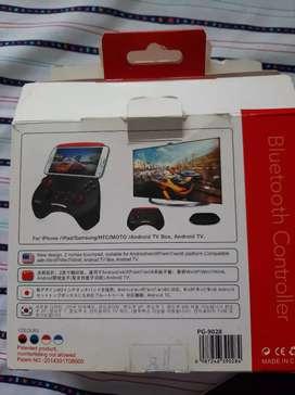 Controlador bluetooth para celular