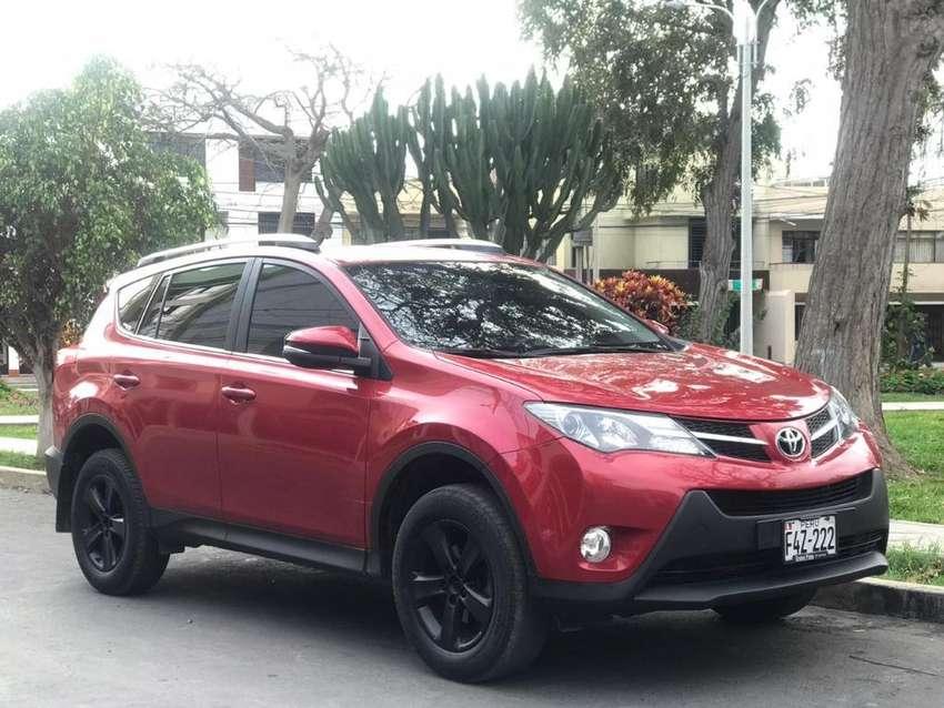 Toyota Rav4 2014 0