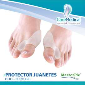Protector Juanetes DUO Gel - Masterpie - Ortopedia Care Medical