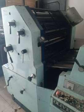 Máquina oliver-52