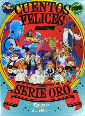 CUENTOS FELICES Clasicos, Serie Oro