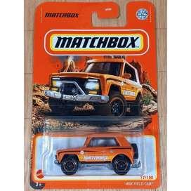 Matchbox MBX Field Car 17/100