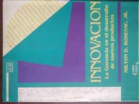 Oferta libro Innovación la Gerencia en el Desarrollo de Nuevos Productos
