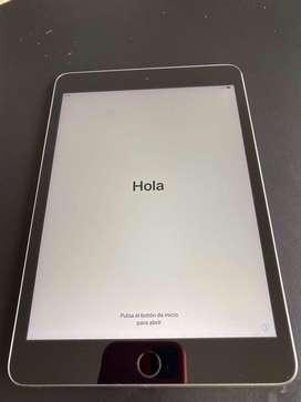 Ipad mini 3 de 64gb wifi libre de icloud