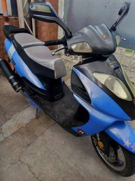 Motomel Scooter VX150 2012