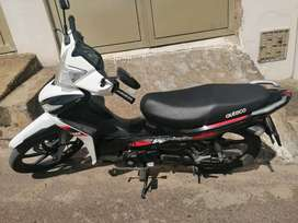 Vendo motocicleta económica