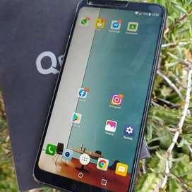 LG Q6 libre en caja 32gb y 3ram !