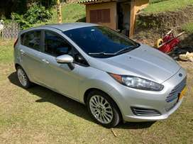 Ford Fiesta SE AT HB 2016