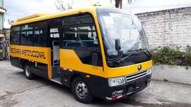Venta de microbús Yutong full aire