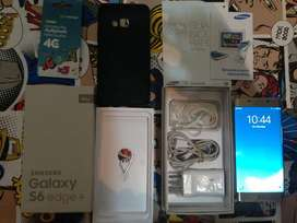 celular samsung s6 edge plus 64gb NUEVO EN CAJA