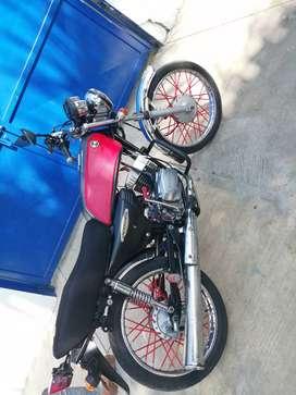 Kawasaki Gto 125 clásica