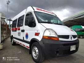 Vendo microbús de servicio público en excelentes condiciones de trabajo con las rutas del norte de Caldas, y Medellín