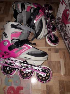 Patines Canarian