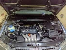 Audi A3 caja de 6 impecable permuto