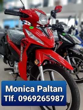 Moto Tipo caballito Nuevo/ Imp. CHIMASA- Monica