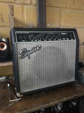 Amplificador squier champ 15