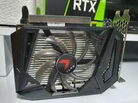 Tarjeta Grafica PNY GeForce GTX 1650 SUPER 4GB XLR8 Gaming Overclocked Edition