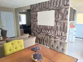 Se vende hermosa casa de 2 pisos, 3 dormitorios Villa del Rey